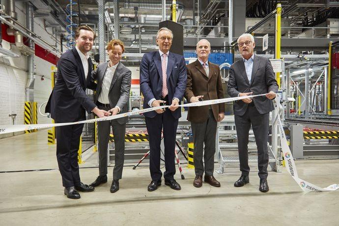 Siegwerk открыла крупнейший в Европе центр по производству смесевых печатных красок