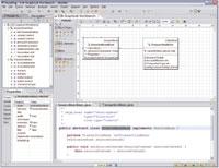 Отличительной особенностью JBuilder 2007 является то, что Borland сдержала свое обещание исоздала данную среду на базе свободно распространяемой платформы Eclipse. Основу системы составляет ядро Eclipse 3.2.