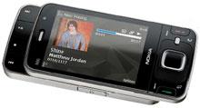 Новый «флагман» Nokia, N96, обладает впечатляющими характеристиками, но не поддерживает сенсорный интерфейс, что ставит его вневыгодное положение