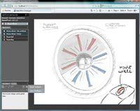 Технология SketchFlow позволит дизайнерам прямо перед заказчиками создавать прототипы конструируемых объектов