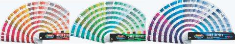 Цветовые веера Opaltone