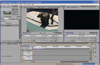 ис.4. Интерфейс программы Adobe PremiereCS3