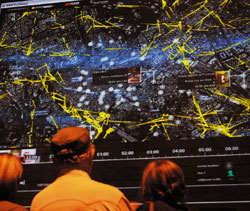 Врамках проекта Wiki City предполагается применить технологию wiki для формирования карт местности. Первым опытом такой работы стала система Wiki City Rome для генерации пользовательских карт