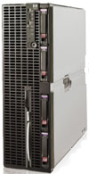 Серверы Integrity BL870c предназначены для развертывания приложений, предъявляющих повышенные требования кпроизводительности иобъемам памяти, таких как программные системы SAP иOracle