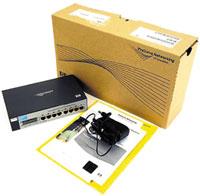 Рисунок 5. Управляемые через Web коммутаторы HP ProCurve Switch 1800 поддерживают основные сетевые протоколы и различные функции, в том числе группировку портов, VLAN и приоритезацию трафика. Такие устройства подойдут компаниям, желающим внедрить не слишком сложные средства управления сетью.