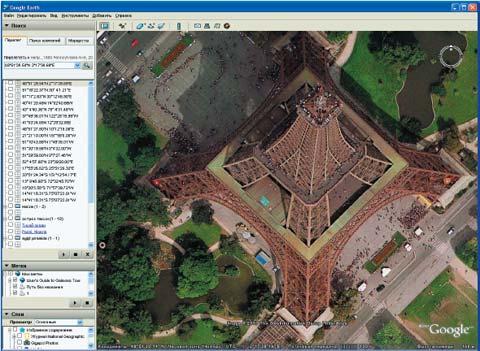 Раньше Google Earth помогал легко достичь красивейших мест планеты, а теперь сделал доступной уже и Вселенную