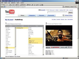 На YouTube среди прочего есть и сервис по озвучиванию видео