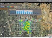 Компания UniversalMind использовала Flex для создания SpatialKey, инструментария анализа игенерации отчетов, который методом наложения данных на карты позволяет выявить тенденции, так или иначе связанные сместоположением