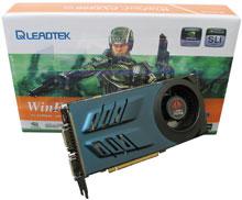 Leadtek WinFast PX8800 GTS TDH 640Mb