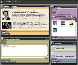 с помощью нового инструментария Laszlo Webtop разработчикам будет проще размещать несколько приложений водном окне браузера иподдерживать взаимодействие этих приложений друг сдругом
