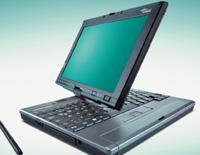 Ультралегкий планшетный ПК FSC на базе процессора Intel Core2 Duo