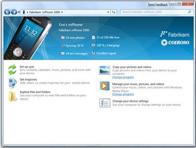 Выпуск бета-версии Windows 7, где будет полностью реализован программный интерфейс и которую уже можно будет использовать для разработки программ, запланирован на начало 2009 года