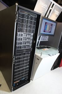 Программно-аппаратные решения Teradata изначально создавались на платформах с массовым параллелизмом