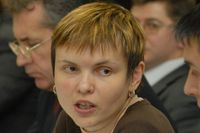 Ольга Михеева: