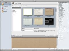 Bento— новая программа, предлагаемая компанией FileMaker для управления персональными базами данных