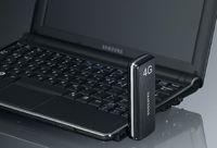 USB-модем от Samsung — одно из первых клиентских устройств для сетей LTE