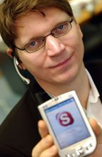 Поговаривают, Никлас Зеннстрем, как и Янус Фриис, очень хочет вернуть себе Skype