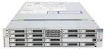 Рисунок 4. Новое устройство Sun 7110 Unified Storage System с дисками SAS емкостью до 2 Тбайт предназначено для рабочих групп, удаленных офисов и сегмента SMB. Основные преимущества серии SS7000 — простота эксплуатации и администрирования, гибкость, привлекательное соотношение «цена/производительность», упрощение инфраструктуры хранения, возможность создания кластерных конфигураций и полный набор функций самовосстановления. Система построена на основе стандартных компонентов и ПО с открытым исходным кодом
