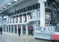 Среди стандартных особенностей установленной в SCEA машины Q-Press— усовершеaнствованная конструкция парных сопел секционных сушек, повышающих уровень прогрева полотна