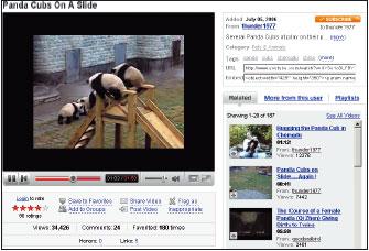 Google поддерживает поиск и на YouTube