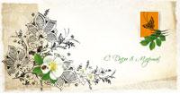 Поздравительная открытка коллекции