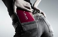 Мининоутбук Vaio P можно носить в кармане пиджака или в дамской сумочке