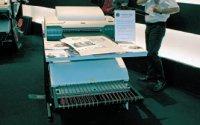 Скорость Plate-Writer 2000— до6пластин B3 в час при макс. разрешении, тиражестойкость 25 000