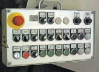 Централизованный пульт управления станка Thieme 1000 позволяет осуществлять все настройки не сходя с места