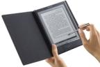 Электронные книги становятся сенсорными