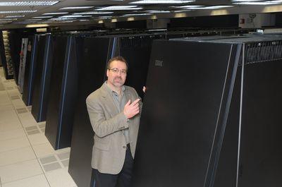 IBM анонсировали суперкомпьютер Watson, в котором, по утверждению его создателей, воплощена качественно новая ступень развития искусственного интеллекта