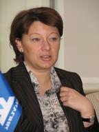 Гульнара Хасьянова: «Мы постараемся сохранить достигнутый паритет в структуре доходов».