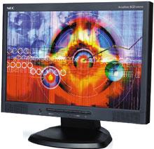 Монитор NEC AccuSync LCD193WM создавался для работы сэлектронными таблицами