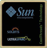 Восьмиядерный UltraSPARC T2 - самый быстродействующий из выпускаемых сейчас процессоров Sun