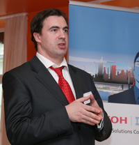 Алексей Иващенко отметил наличие у RRC EN опыта дистрибуции линейно-матричных принтеров и термопринтеров в ряде стран Восточной Европы