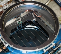 Оборудованная пока только одним телескопом, система Pan-STARRS уже сейчас формирует за ночь изображения общим объемом 1,4 Тбайт