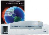 Florida Trade Graphics установила первую машину NexPress S3000 в Северной Америке (на фото внизу). А в Чикаго Inserts Inc. используют первую в США Indigo 5500 для печати полноцветных образцов