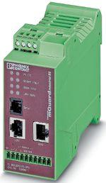 Рисунок 5. Промышленное устройство для обес-печения безопасности FL MGuard RS VPN от Phoenix Contact предназначено для установки на монтажную шину.