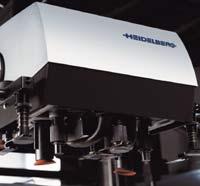 Повышающий производительность Heidelberg SM 74 серии F комплект Peak Performance включает улучшенные вакуумные головки самонаклада