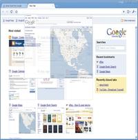 Функциональные возможности Chrome полностью отвечают современным требованиям Internet
