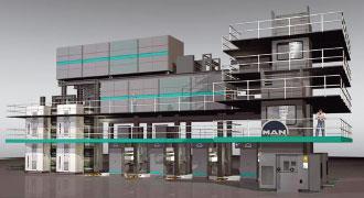 Три машины MAN Roland Color XXL будут установлены на новой производственной площадке коммерческой типографии Transcontinental. Машины специально спроектированы под печать газеты San Francisco Chronicle