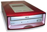 Внешний привод NEC HD-DVD