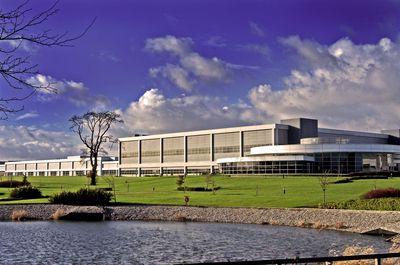 На заводе в Дублине выпускается несколько десятков видов картриджей