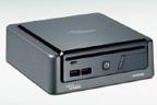 Масса Esprimo Q5030 составляет всего 1,7 кг, а габариты не превышают аналогичного параметра внешних DVD-дисководов
