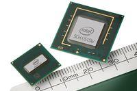 Процессоры Atom серии Z500 будут изготавливаться с использованием 45-нанометрового техпроцесса