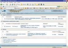 АРМ «Руководитель» реализовано ввиде отдельного модуля системы «Евфрат-Документооборот» ипозволяет при наличии доступа вInternet излюбой точки мира получить авторизованный доступ ккорпоративной системе документооборота