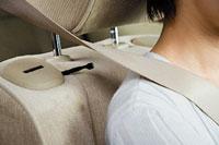 Один из четырех датчиков, в разработанном в Nissan прототипе системы предотвращения управления автомобилем в нетрезвом состоянии, находится на рычаге переключения передач. Еще два датчика установлены в передних сиденьях на уровне шеи, и один — в заднем сиденье
