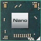 Процессоры Nano поставляются производителям компьютерных систем впяти различных вариантах. Их тактовая частота варьируется от 1 ГГц до 1,8 ГГц