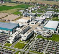 Производство процессов по 45-нанометровой технологии ведется на заводе AMD Fab 36 вДрездене (Германия)