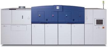 Цветная цифровая машина Xerox 40/980 для транзакционной печати