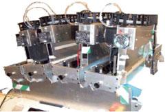 Прототип FFEI: устройство однопроходного механизма струйной печати